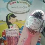 [Review & Giveaway] Sara Geoffrey & Smoobee
