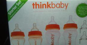 [Review & Giveaway] Think Baby Bottles