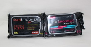 [Review] Man Groomer Wipes