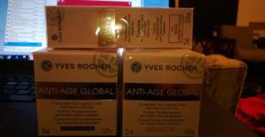 Yves Rocher's Review