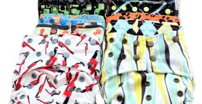 Glow Bug Cloth Diapers Review & Giveaway