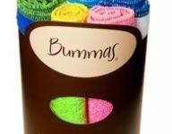 Bummas Cloth Wipes Review & Giveaway {US & CA}