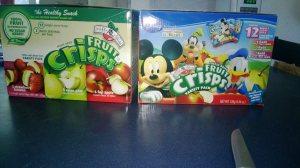 Crisp Flavors
