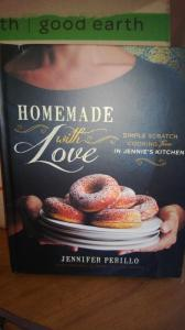 Homemade with Love Recipe Book