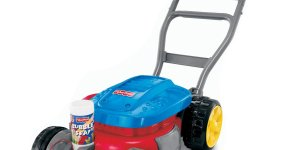 Fisher Price: Bubble Mower