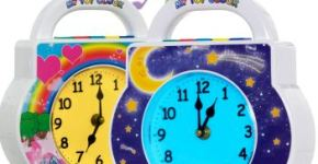 My Tot Clock Review & Giveaway