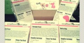 Crafters Crate Review