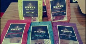 Krave Jerky Review & Giveaway