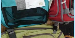 eBags Review & Giveaway