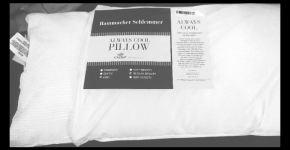 Hammacher Schlemmer: The Cooling Pillow