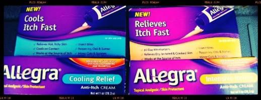 Allegra Anti Itch