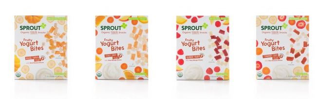 Fruity Yogurt Bites