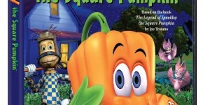 The Legend of Spookley the Square Pumpkin DVD Review & Halloween Guide
