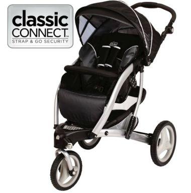 Trekko Classic Connect Stroller