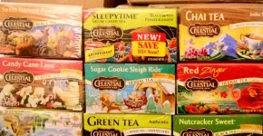 Celestial Seasonings Review + Holiday Guide