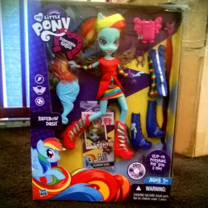 My Little Pony Equestria Girls Doll