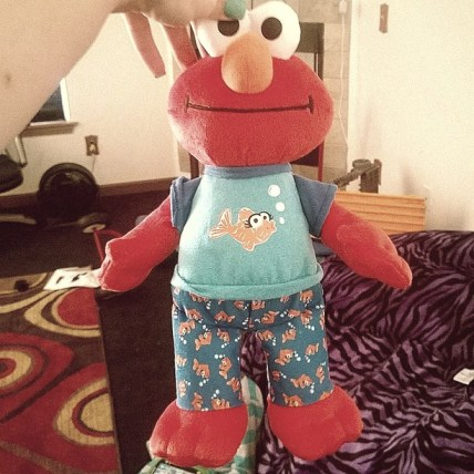 Sesame Street Lullaby Elmo