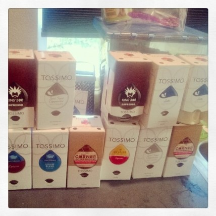Tassimo Coffee and Milk