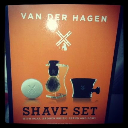 Men Shaving Set