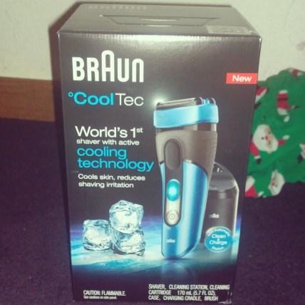 Braun's °CoolTec