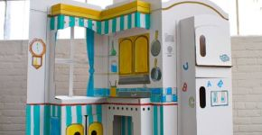 Build A Dream Playhouse Review & Giveaway