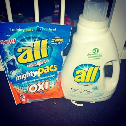 Tablets and laundry detergent