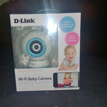 D-Link's Wi-Fi Baby Camera
