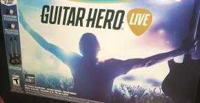 Wii U Guitar Hero