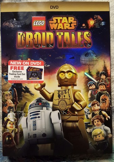 Lego Star Wars Droid Tales Tv Review