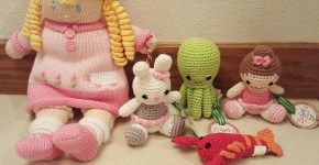 Zubels Hand-Knit Toys