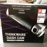 Thinkware ~ F750 Dash Camera ~ Father's Day Guide + Giveaway