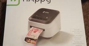 ZINK hAppy Wireless Printer