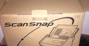 Fujitsu iX500 ScanSnap Scanner RSVP $495 ~ Christmas Guide