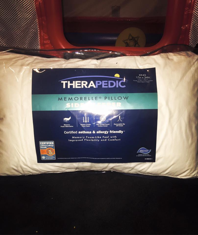 Therapedic Pillows