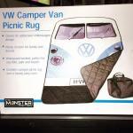 The Monster Factory VW Camper Van Rug