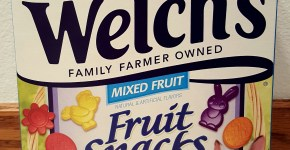 Welch's Fruit Snacks ~ Easter Gift Guide