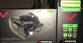 Monster Digital Virtual Reality Camera & Headset