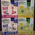 GoGo squeeZ Applesauce & YogurtZ