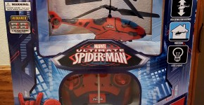 World Tech Toys' Spidey-Copter