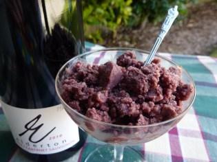 Chocolate Iced Wine
