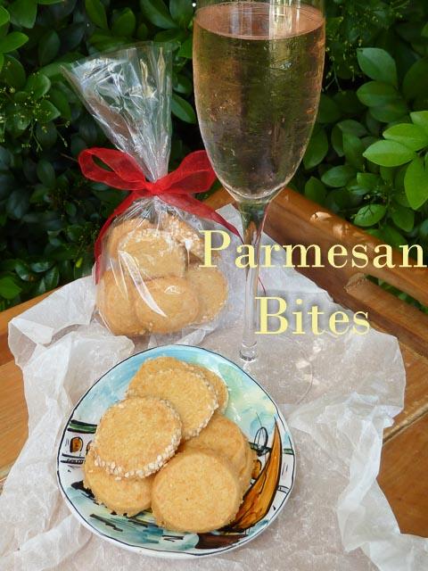 Parmesan Bites