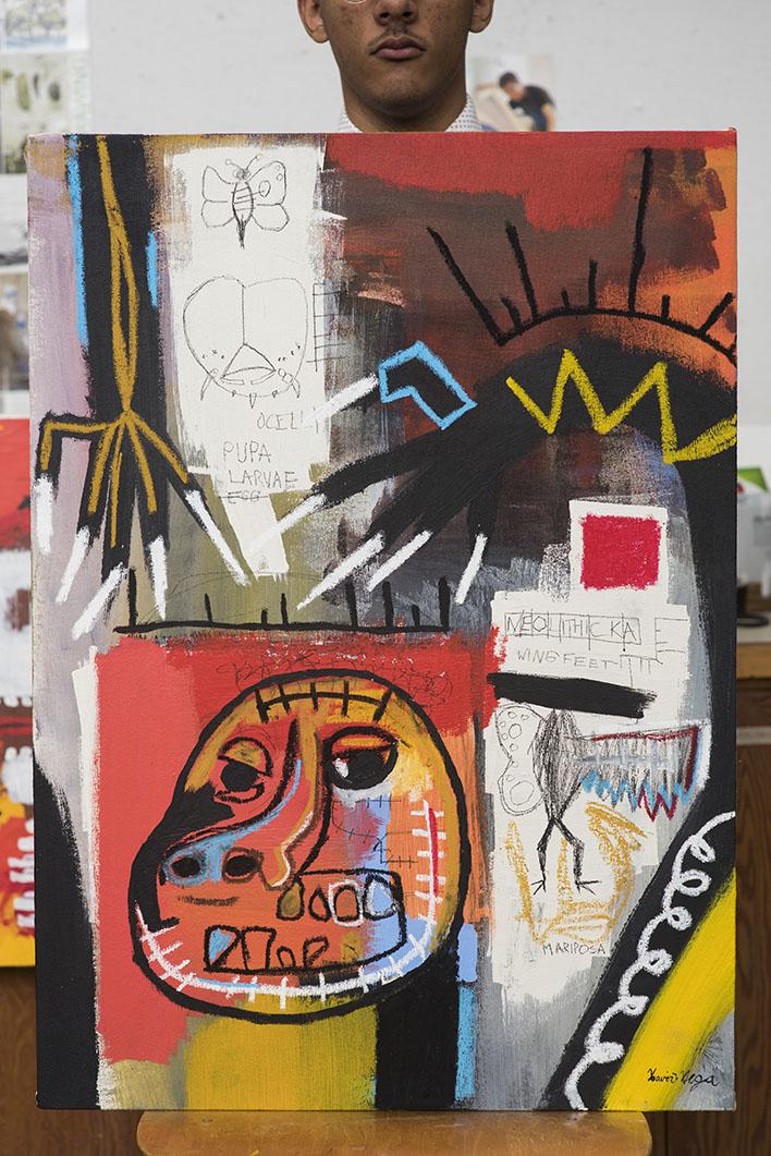 Xavier Vega, Artist