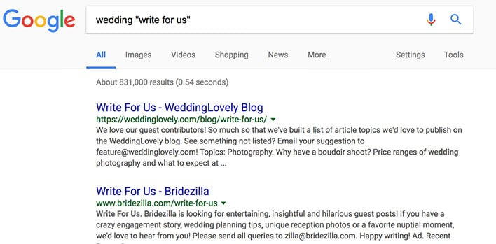 Google: Write For Us