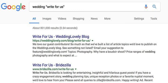 Google: Write For Us