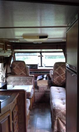 kitchen cabinets lexington ky americana island 1987 tiffin allegro 27 ft motorhome for sale in somerset,
