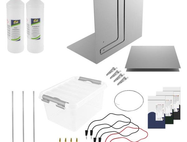 Diy aluminium anodizing kit poemsrom anodising kit deluxe tifoo diy and homemade of aluminium solutioingenieria Image collections