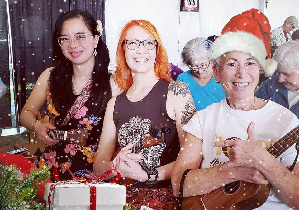Dec 8 Happy Holidays