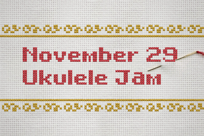 November 29th Virtual Jam