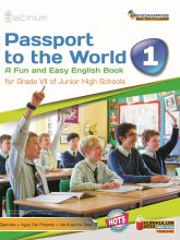 English SMP 1 - Passport to the World 1 - A Fun and Easy English Book