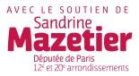 Logo Sandrine Mazetier